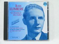 Jean LUMIERE Le Charmeur des ondes CD Chanson Française vintage 30's 40's 50's
