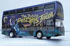 Dublin Ghostbus: MOLLY 2. Unique limited edition bus model. Dublin Bus