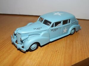 REXTOYS 1938-40 CADILLAC V16 - US NAVY