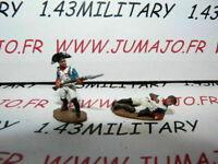 SOLDAT de plomb DEL PRADO 1/50 : AUSTERLITZ Napoléon : lot n°8 2 soldats