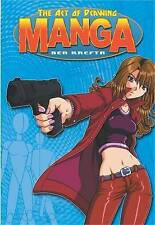 The Art of Drawing Manga by Ben Krefta (Paperback, 2003)