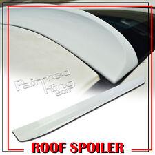 Painted For Acura TLX 4DR Sedan K-Style Rear Roof Lip Spoiler Window Visor 15+