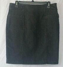 Women's Kenneth Cole Reaction Denim Skirt  size 8