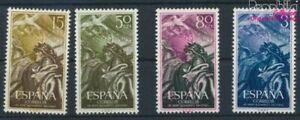 España 1084-1087 (completa edición) nuevo con goma original 1956 nac (9322620