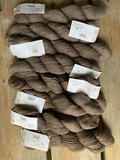 Lot of 8 skeins Classic Elite Mountain Top Vail yarn Alpaca bamboo