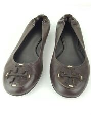 TORY BURCH - PREOWNED IN EXCELLENT CONDITION - REVA FLATS - WOMENS SIZE 8
