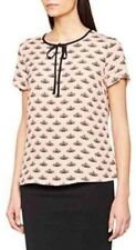New Look ladies top moth design SIZE 14