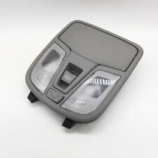Overhead Console Reading Light Lamp Gray W/sunroof For Kia Optima K5 2011-2015