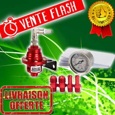 Kit Régulateur De Pression D'essence Réglable - Universel toutes marques