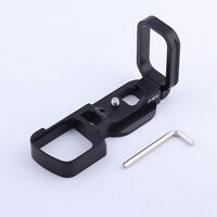 JP Quick Release Vertical L Plate Bracket For Sony NEX5 NEX5N Arca Swiss Fit