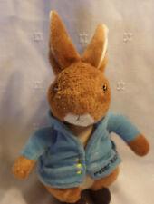 "Fredrick Wayne & Com Peter Rabbit 9""  Plush Soft Toy Stuffed Animal"