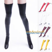 Female Figure Boots 1/6 Sexy lace-up Boots Fit 12'' Female Soldier Figure