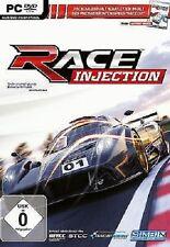 RACE Injection PC 2011 DVD-Box Rennspiel Autospiel Actionspiel DEUTSCHE Vers NEU