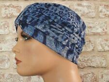 Cotton Jersey Hat, turban, Head wear for Cancer, Chemo, Hair Loss, Leukemia