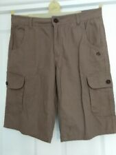 Craghoppers cotton shorts size 34 waist( never worn)