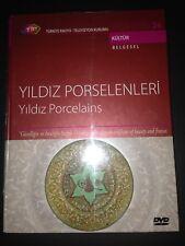 Ottoman Turkish Art - Yildiz Porcelains Dvd English Turkish
