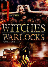 4-Movie Witches & Warlocks: Bay Coven / Witchcraft 13: Blood of the Chosen / The