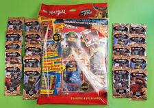 Lego® Ninjago™ Serie 4 Trading Card Game Starterpack + 20  Booster 100 Karten