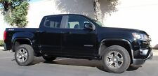 FTCH246 2015-2018 Chevy Colorado GMC Canyon POLISHED Stainless Steel Fender Trim