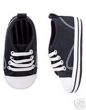 Gymboree New Canvas Sneaker Crib Shoe Size 04