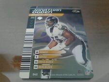 WOTC NFL SHOWDOWN 2002 JONATHAN OGDEN 1st EDITION #040 MINT BALTIMORE RAVENS