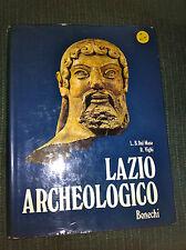 Lazio Archaeological, Ancient Roman Italian art, archeology, dal Maso, Vighi