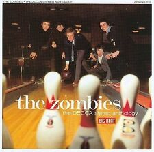 The Decca Stereo Anthology by The Zombies (CD, Nov-2002, 2 Discs, Big Beat UK)