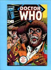Doctor Who #3 Tom Baker Marvel Comics Dec. 1984 Dave Gibbons