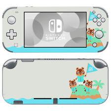 Nintendo Switch Lite Skin Decals Stickers Wrap Vinyl Animal Crossing AC Cute