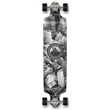 New York city Graphic Drop Down Complete Longboard Pro Speed skateboards Cruiser