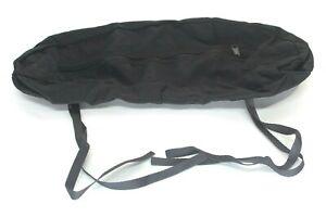 Abetta Brand Black Cordura Nylon Cantle Bag 23406