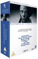 Nuovo Richard Attenborough Schermo Icone (5 Film) DVD (OPTD1210)