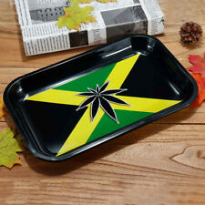 Large Tobacco Rolling Tray Spice Handroller Smoking Accessories Tobacco Grinder