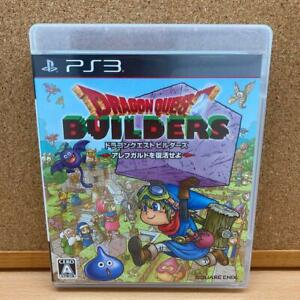PS3 Dragon Quest Builders Revive Alefgard Sony PlayStation 3 Japan Import