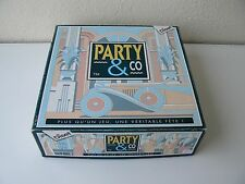 "RARE JEU DE SOCIETE "" PARTY & CO "" DISET DE 1998 COMPLET EN BOITE"