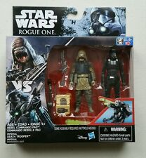 Hasbro Star Wars Rogue One Rebel Commando Pao Death Trooper set