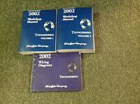 Diagrama De Cableado Electrico 2002 Ford Excursion Manual 7 3l Diesel Xlt Limitada V8 Ebay