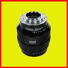 NEW DESIGN Helios-40-2-N 85 mm f/1.5 MC Lens Nikon bayonet mounts.Brand New