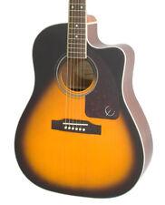 Epiphone EE2SVSNH3 Aj-220sce Electro-acoustic Guitar Right Vintage Sunburst
