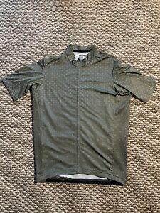 Specialized RBX Short Sleeve Jersey Green Khaki Size Medium M Med
