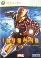 Microsoft Xbox 360 Spiel - Iron Man DEUTSCH mit OVP