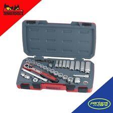 T3839 - Teng Tools - 39 Piece 3/8 Inch Drive Socket Set