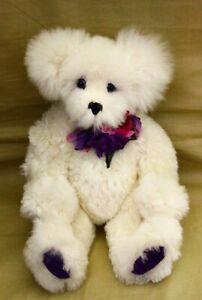 "Alive Again Bears OOAK Natural Fur artist Teddy Bear 17"" by Sherri Creamer Rare"