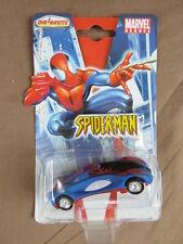 BLISTER CARDBOARD BOX  MAJORETTE serie MARVEL HEROES : SPIDERMAN