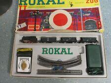 Rokal Spur TT:Startpackung mit Dampflok und 3 Wagen  (Stiege46)