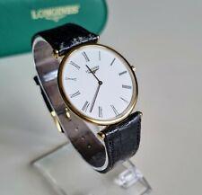 Longines La Grande Classique, Mens watch, Gold plated, L4 635.7, Very slim