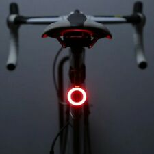 Rechargeable USB LED Bike Bicycle Tail Stylish Light Cycling Back LED Red Rear