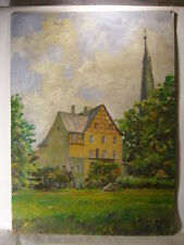 Ulrich Mund Weimar : Salzwedel Sachsen-Anhalt Marienkirche Altmark Impressionist