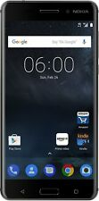 Nokia 6 | Black | 32GB | 16 MP | 5.5 Inch | LTE 4G | Android v7.1 | REFURBISHED