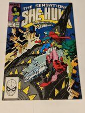 The Sensational She-Hulk #11 January 1990 Marvel Comics